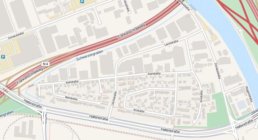 Ortstermin in Maiach mit dem Verkehrsplanungsamt